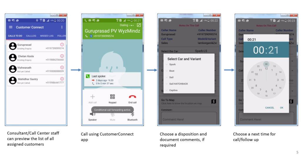 customer connect app